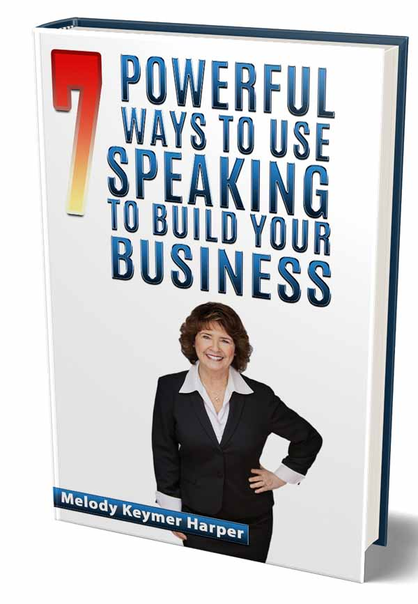 The 7 Powerfull Ways To Use Speaking To Build Your Business